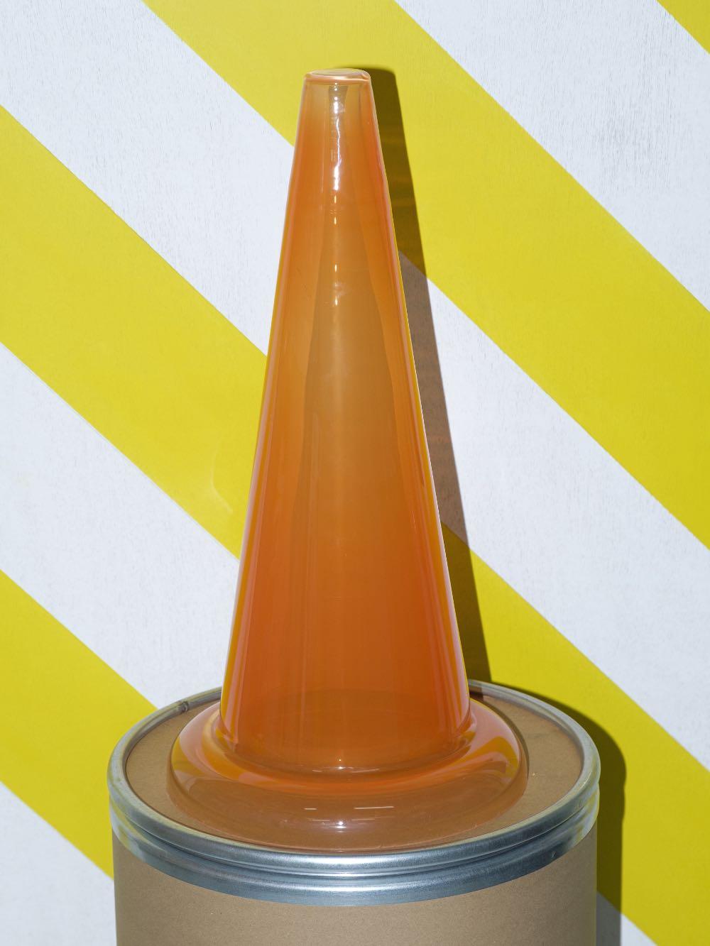 Safe Me pylon orange edition Bas Kosters